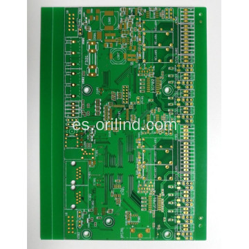 Tablero de control de impedancia de pcb